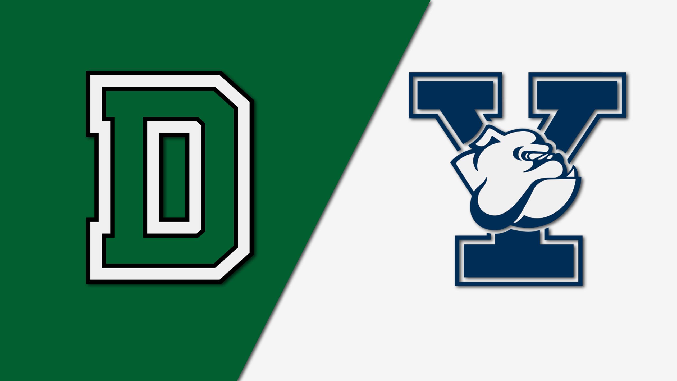 Dartmouth vs. Yale (Football)