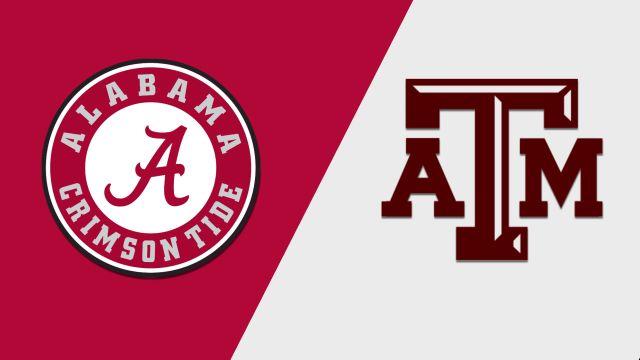 #3 Alabama vs. Texas A&M (Softball)