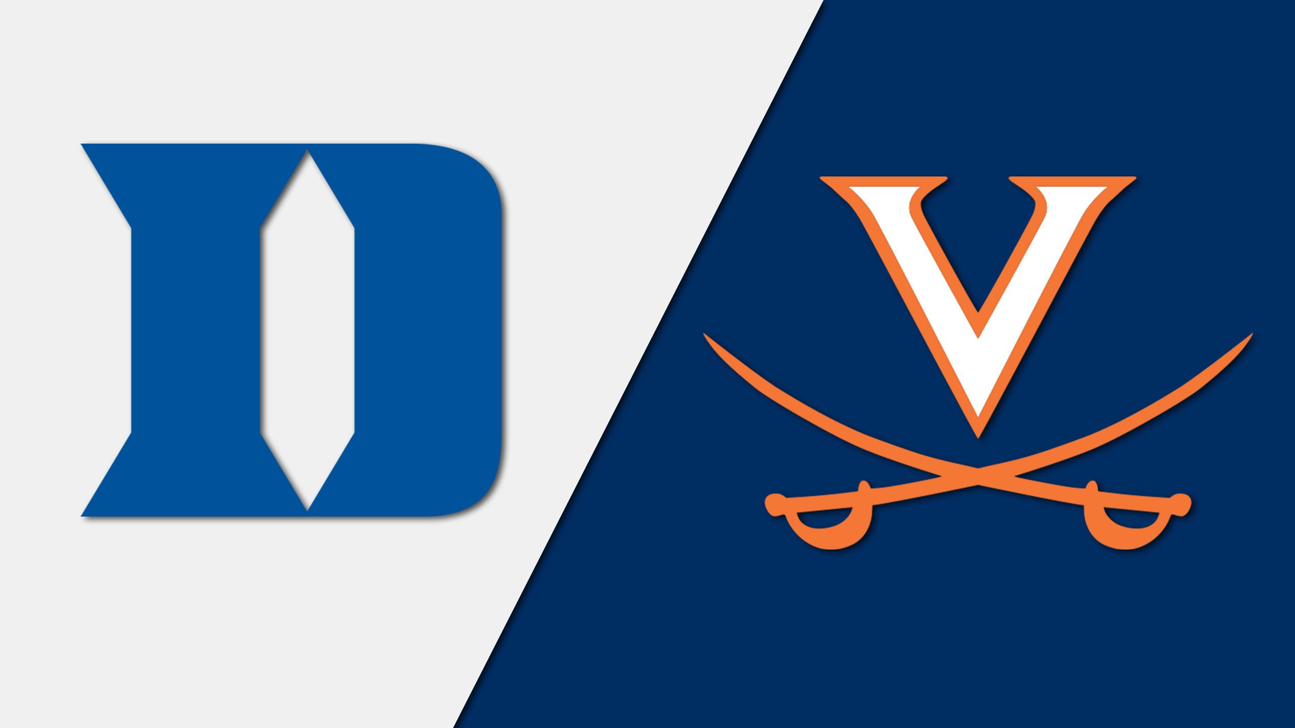 #23 Duke vs. #10 Virginia (M Soccer)