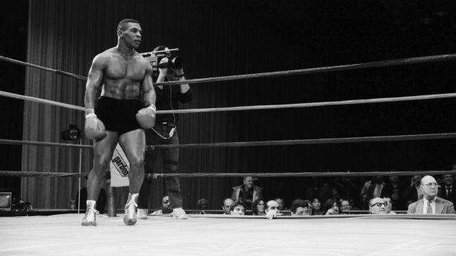 Classic Boxing: Douglas vs. Tyson