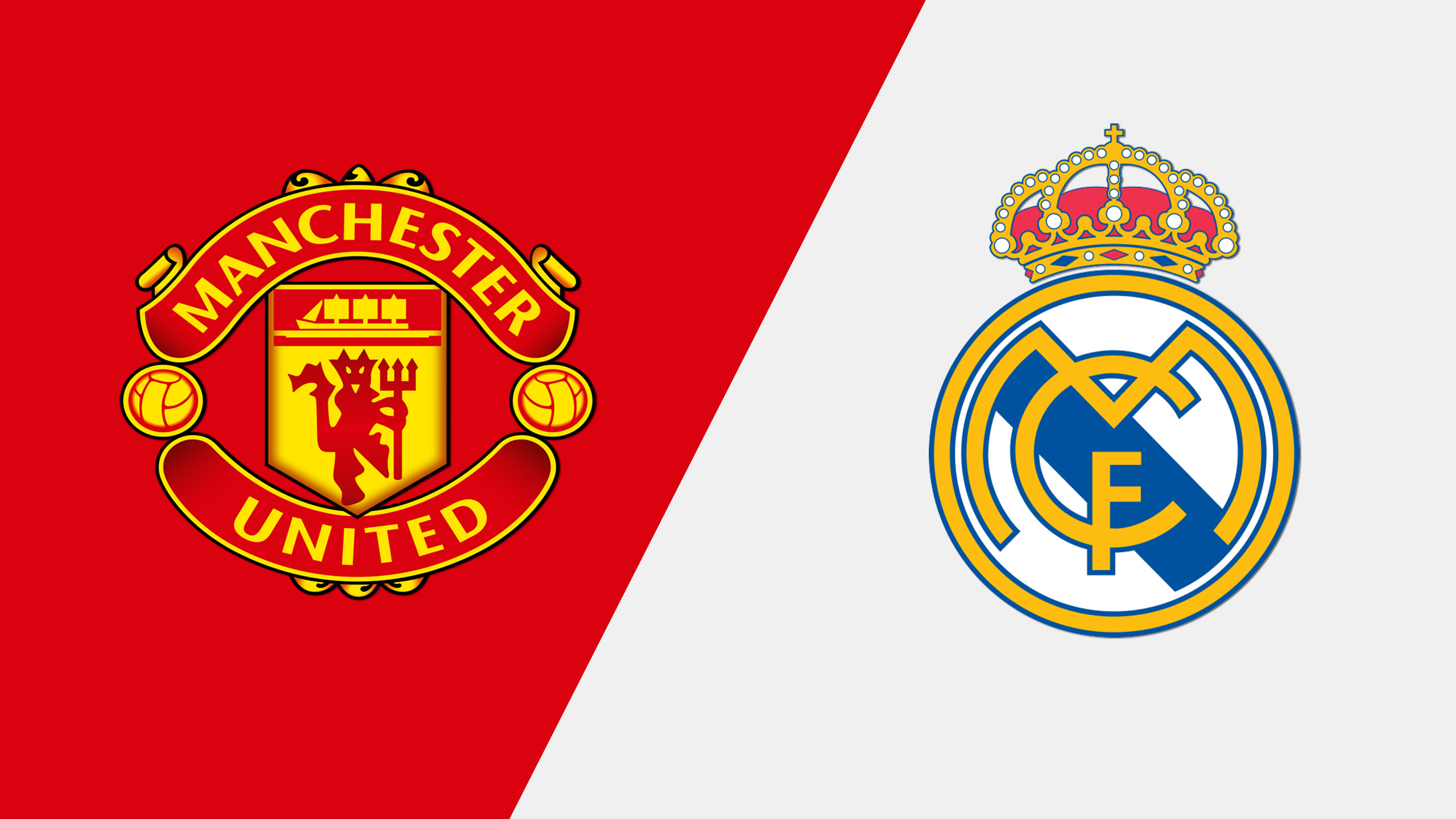 In Spanish - Manchester United vs. Real Madrid (International Champions Cup) (re-air)