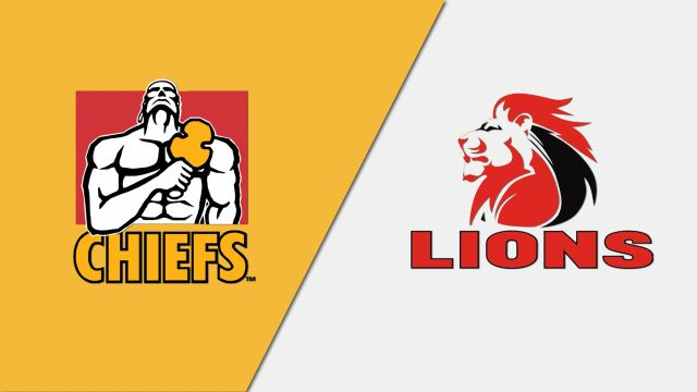 Chiefs vs. Lions