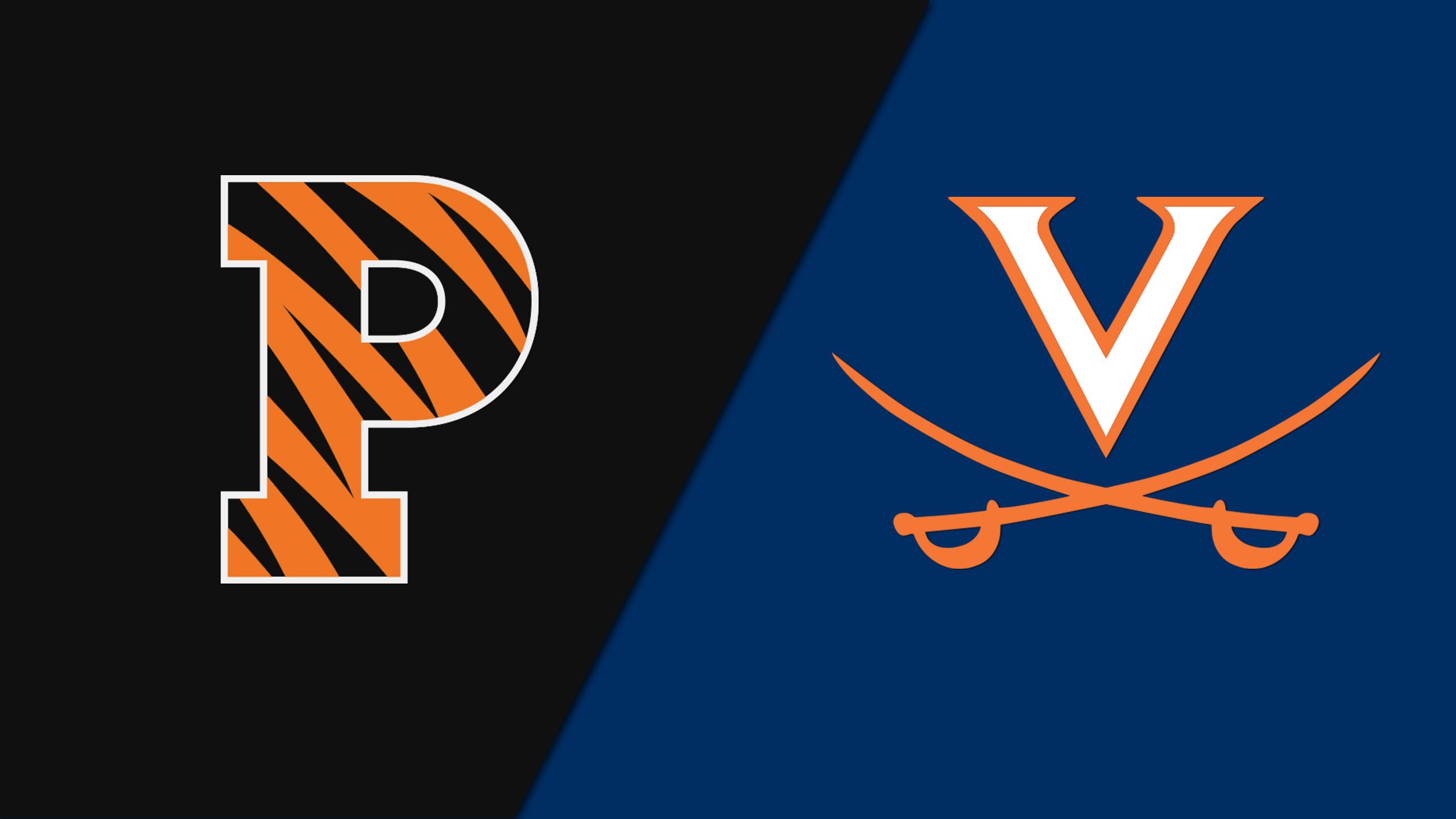 #12 Princeton vs. #20 Virginia (M Lacrosse)