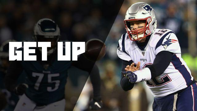 Tue, 11/19 - Get Up!
