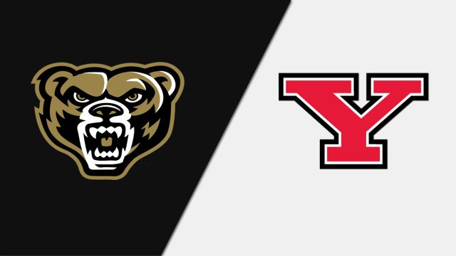 Oakland vs. Youngstown State (W Volleyball)