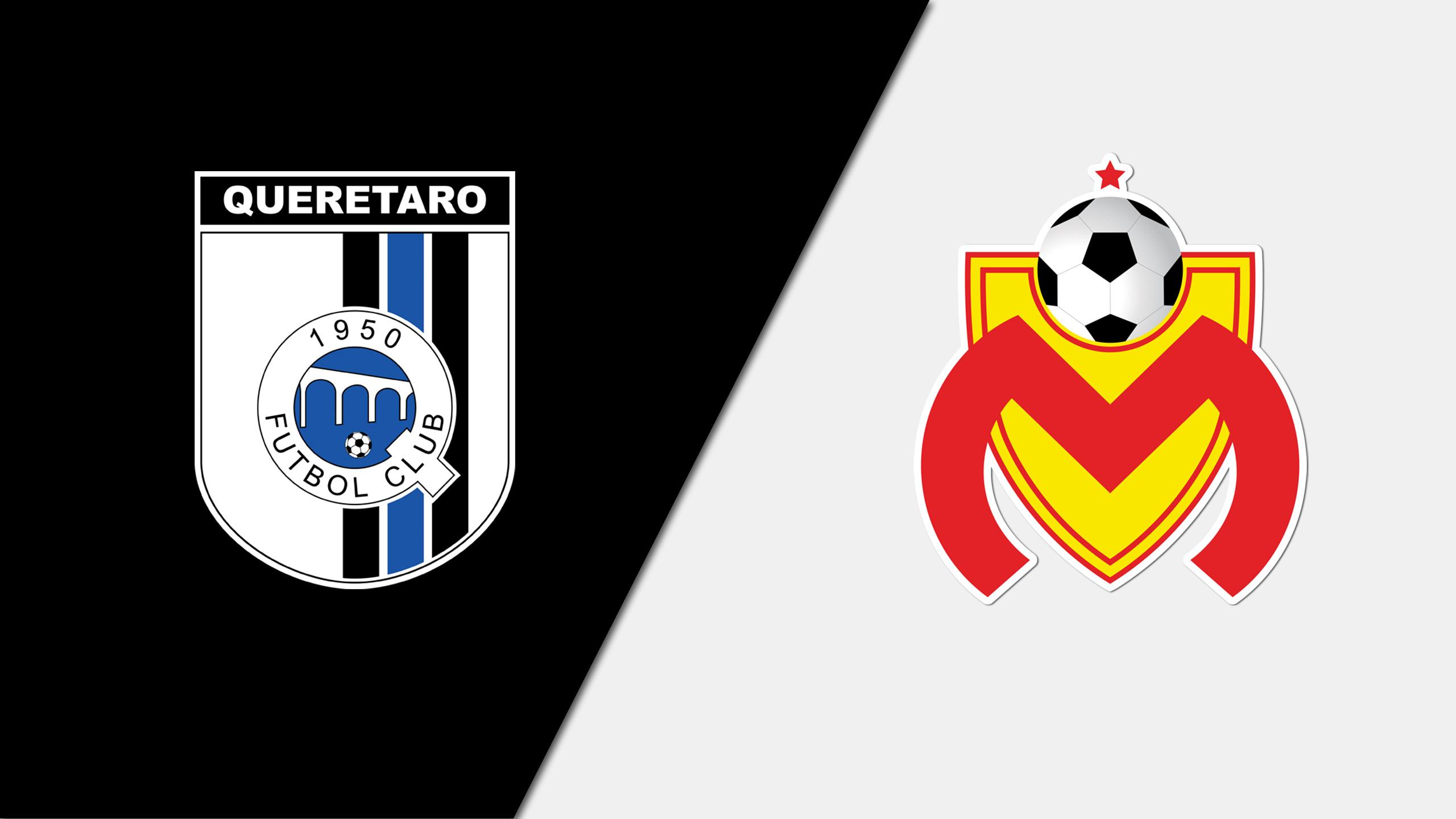 Gallos Blancos de Querétaro vs. Monarcas de Morelia (Jornada 8)