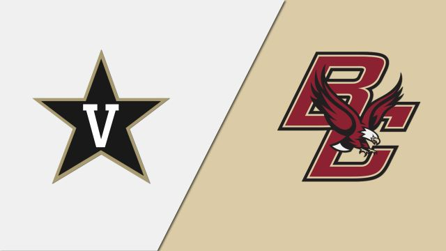 Vanderbilt vs. #14 Boston College (W Lacrosse)