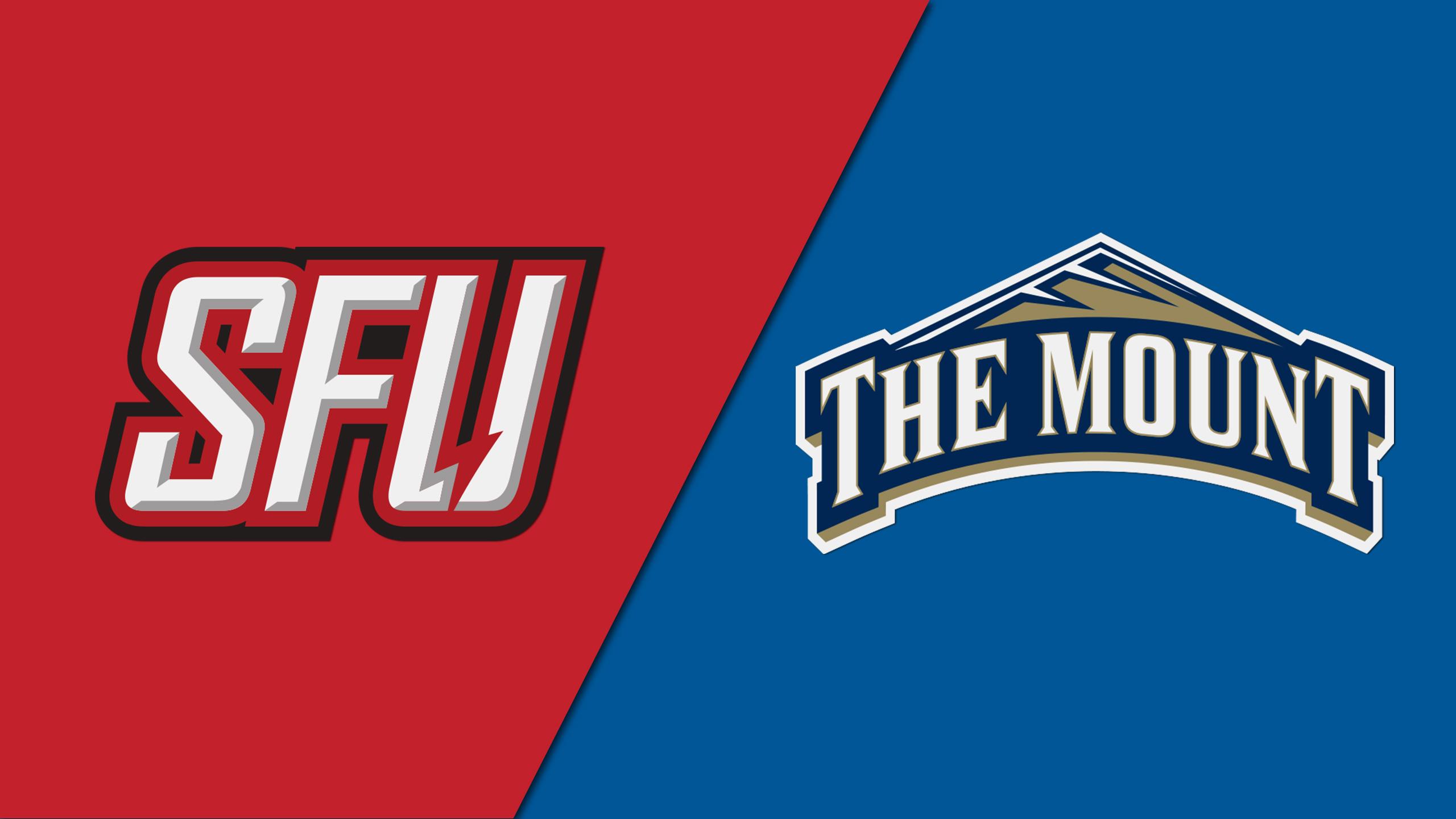 Saint Francis (PA) vs. Mount St. Mary's (W Basketball)