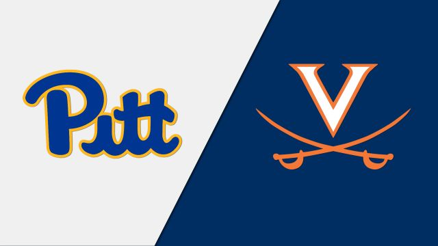 Pittsburgh vs. #1 Virginia (M Soccer)