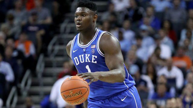 #5 Duke vs. #3 North Carolina (Semifinal #2) (ACC Men's Basketball Tournament)