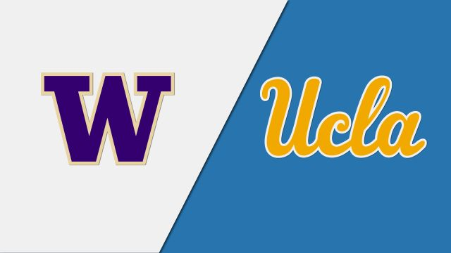 Washington vs. UCLA (M Basketball)