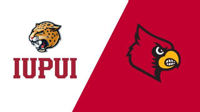 IUPUI vs. Louisville (W Volleyball)