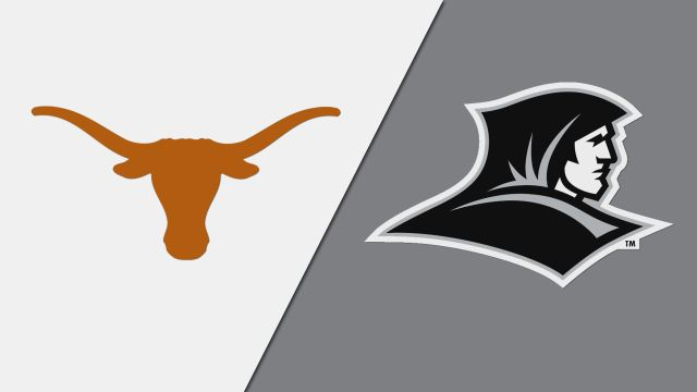 #18 Texas vs. #25 Providence (re-air)