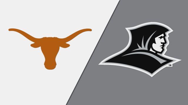 Texas vs. Providence (M Basketball)