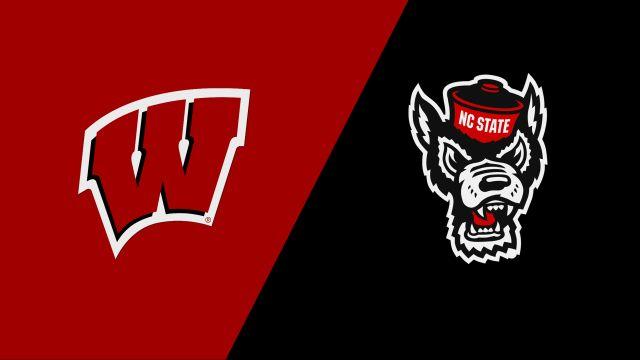 Wisconsin vs. NC State (Softball)