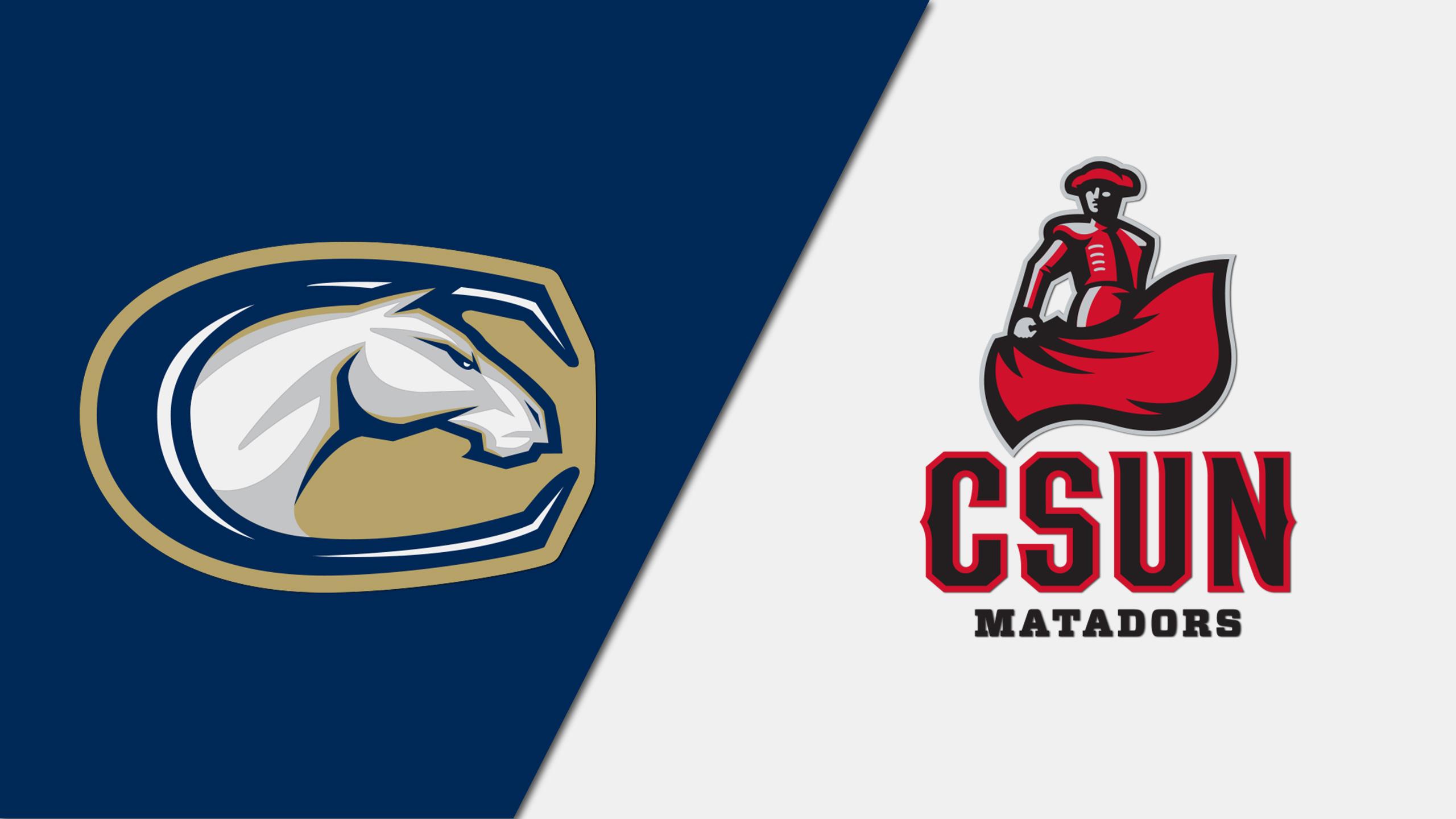 UC Davis vs.  Cal State Northridge