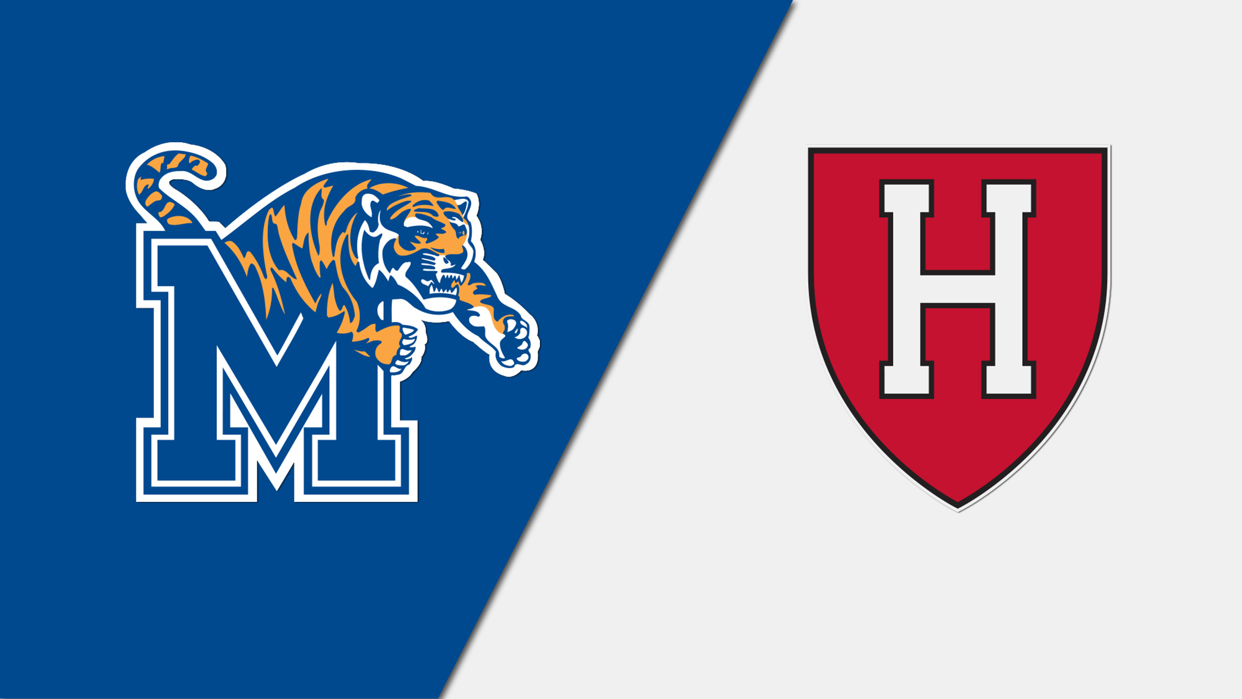 Memphis vs. Harvard (Court 1) (W Tennis)