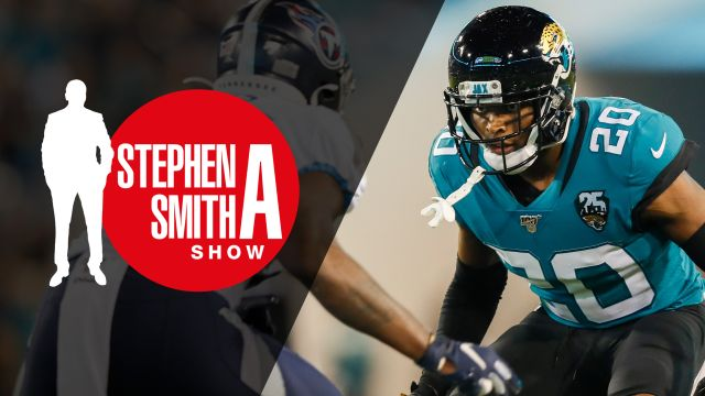 Fri, 9/20 - The Stephen A. Smith Show Presented by Progressive