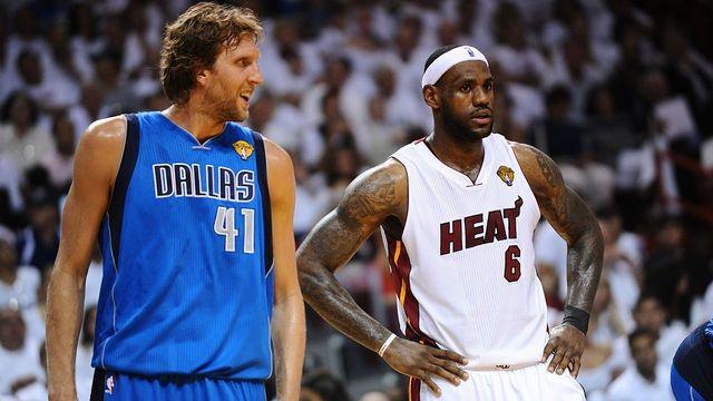 Dallas Mavericks vs. Miami Heat (Finals, Game # 6 (If Necessary))