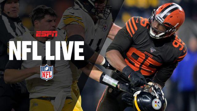 Fri, 11/15 - NFL Live