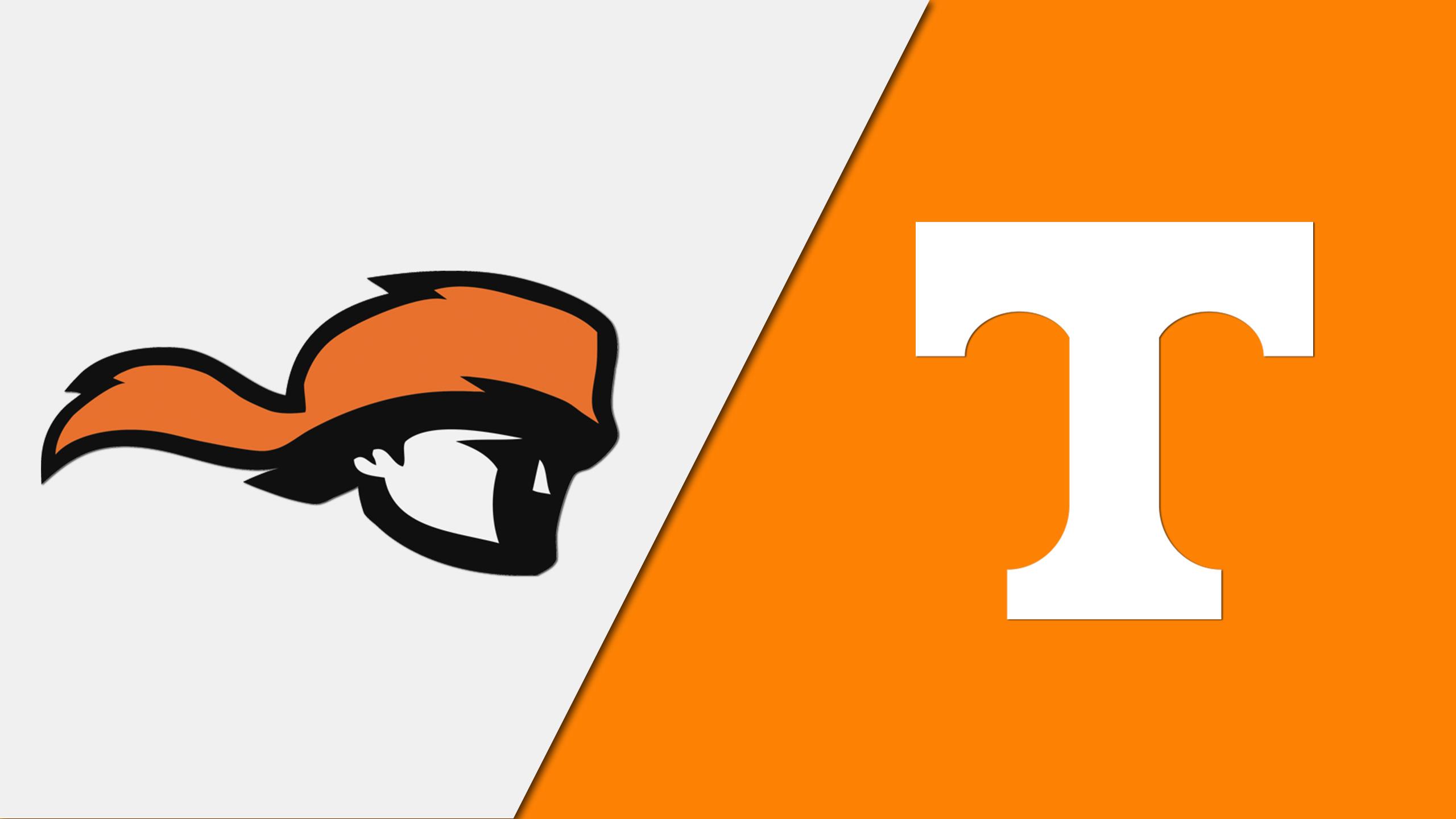 Tusculum vs. #6 Tennessee (M Basketball)