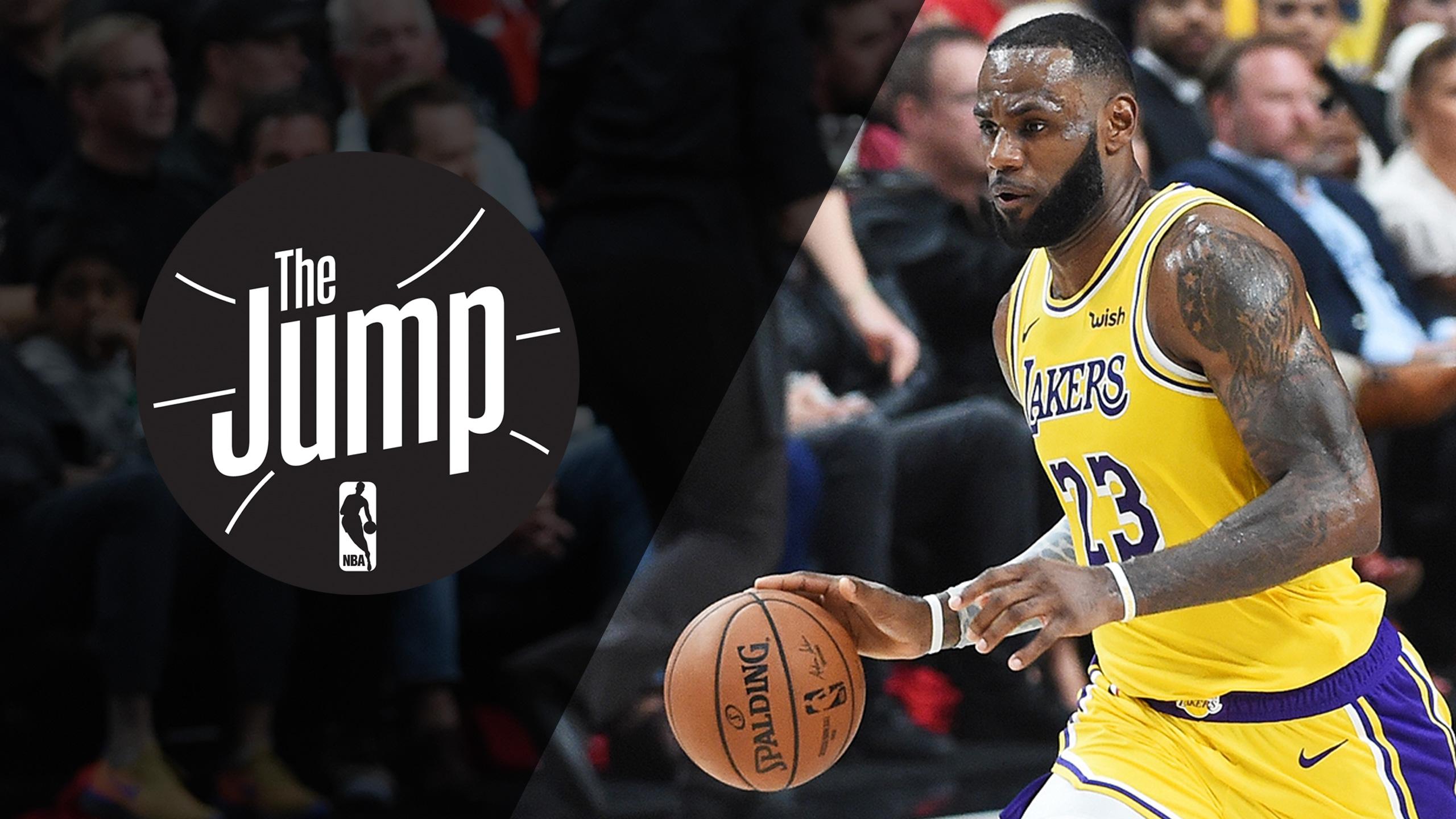 NBA: The Jump Presented by Marathon Petroleum