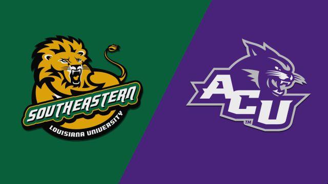Southeastern Louisiana vs. Abilene Christian (W Basketball)