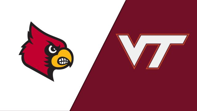 #23 Louisville vs. Virginia Tech (W Volleyball)