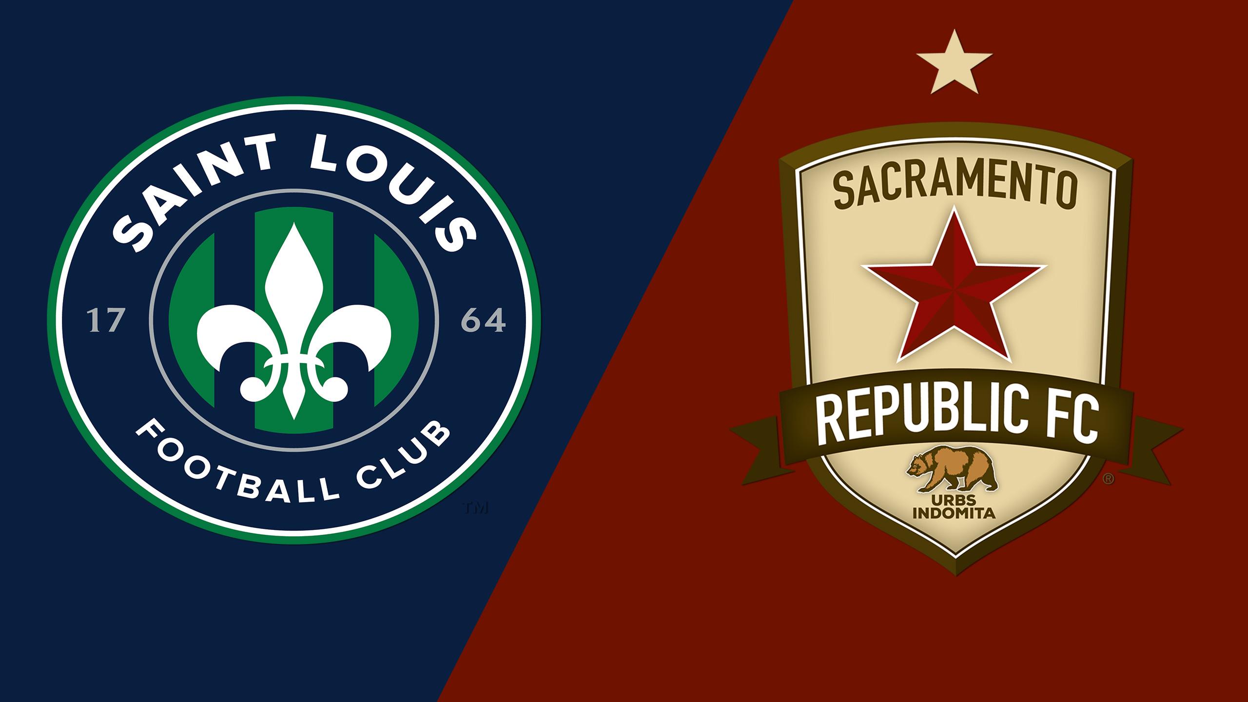 Saint Louis FC vs. Sacramento Republic FC