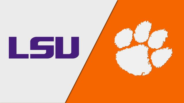 LSU vs. Clemson (Bowl Game)