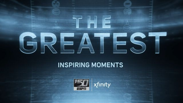 College Football 150 - The Greatest Presented by Xfinity