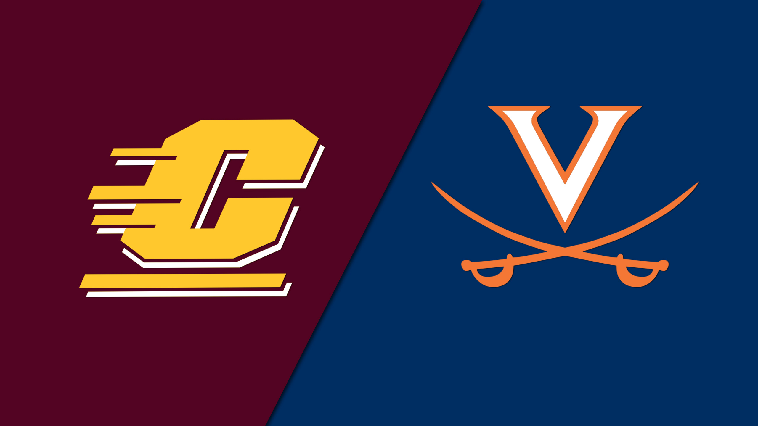 Central Michigan vs. Virginia (W Basketball)