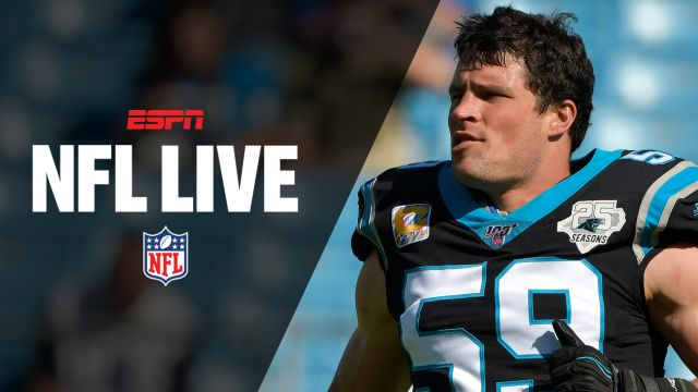 Wed, 1/15 - NFL Live Presented by Marco's Pizza
