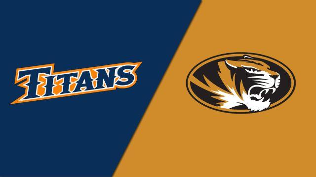 Cal State Fullerton vs. Missouri (W Soccer)
