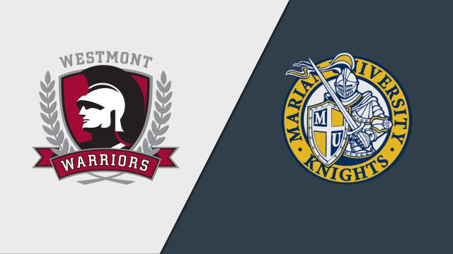 Westmont (CA) vs. Marian (Championship)