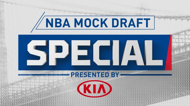 NBA Mock Draft Special Presented by KIA