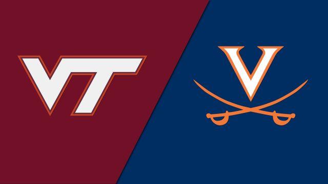Virginia Tech vs. Virginia (W Volleyball)