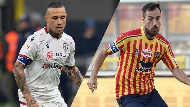 Cagliari vs. Lecce