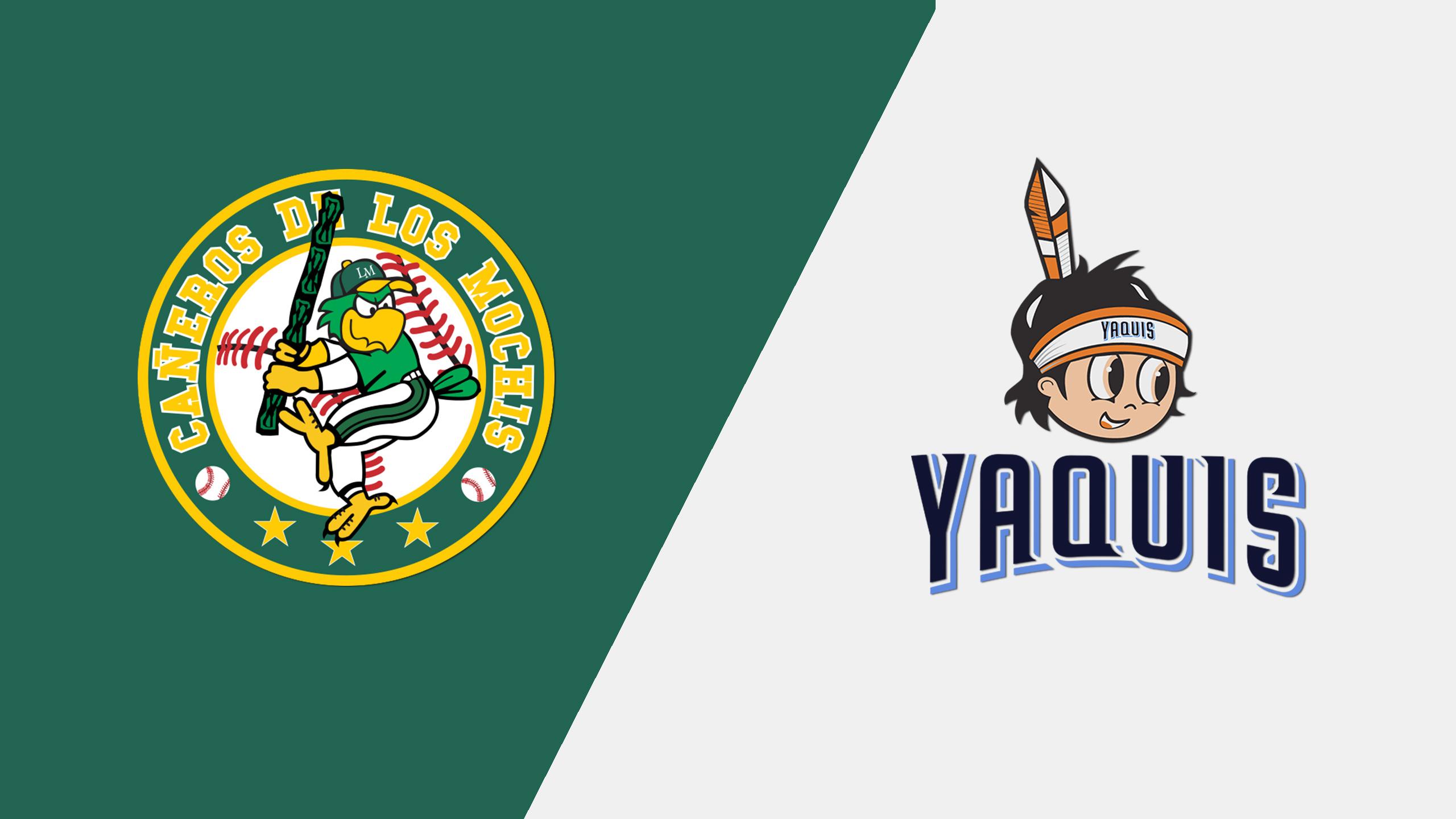 Cañeros de Los Mochis vs. Yaquis de Obregón (Game #5)