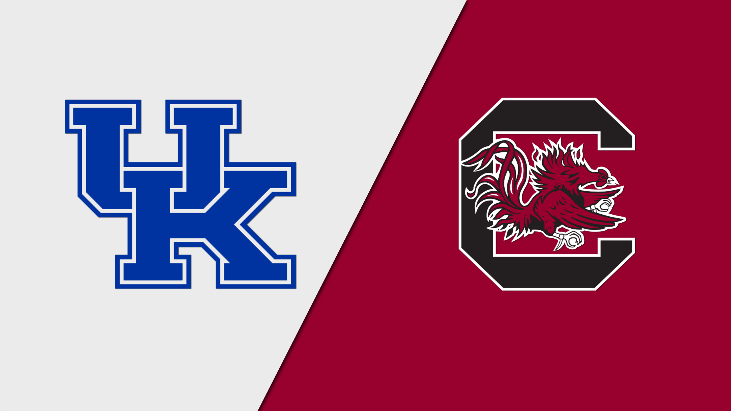 #16 Kentucky vs. #13 South Carolina (W Basketball) (re-air)