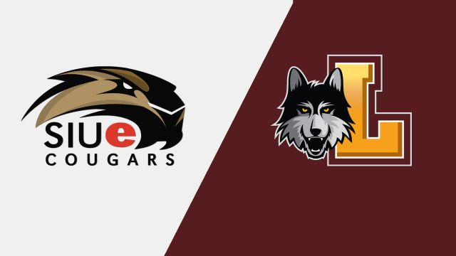 SIU-Edwardsville vs. Loyola-Chicago (W Basketball)