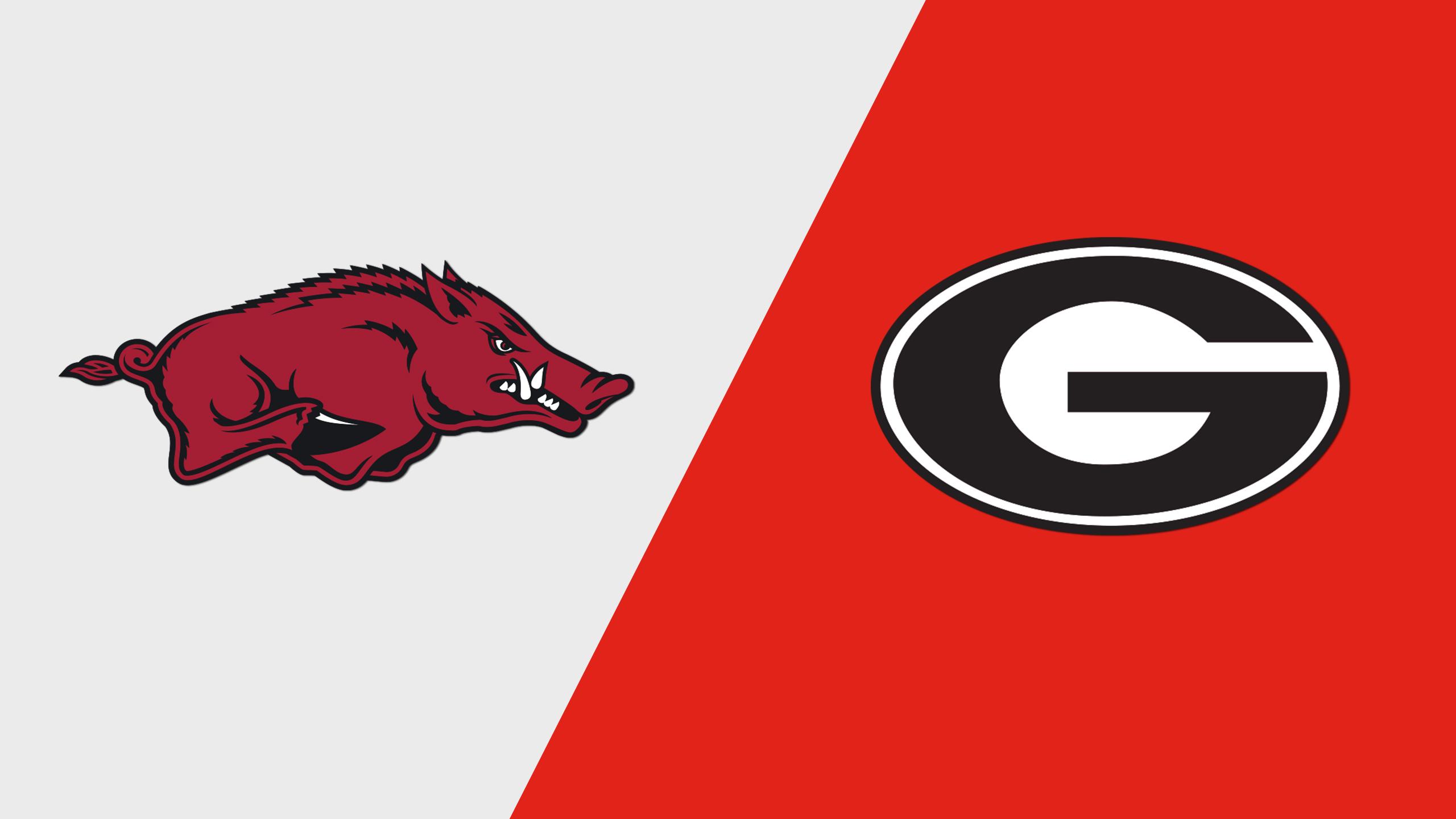Arkansas vs. Georgia (W Soccer)