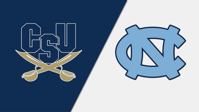 Charleston Southern vs. #3 North Carolina (Baseball)