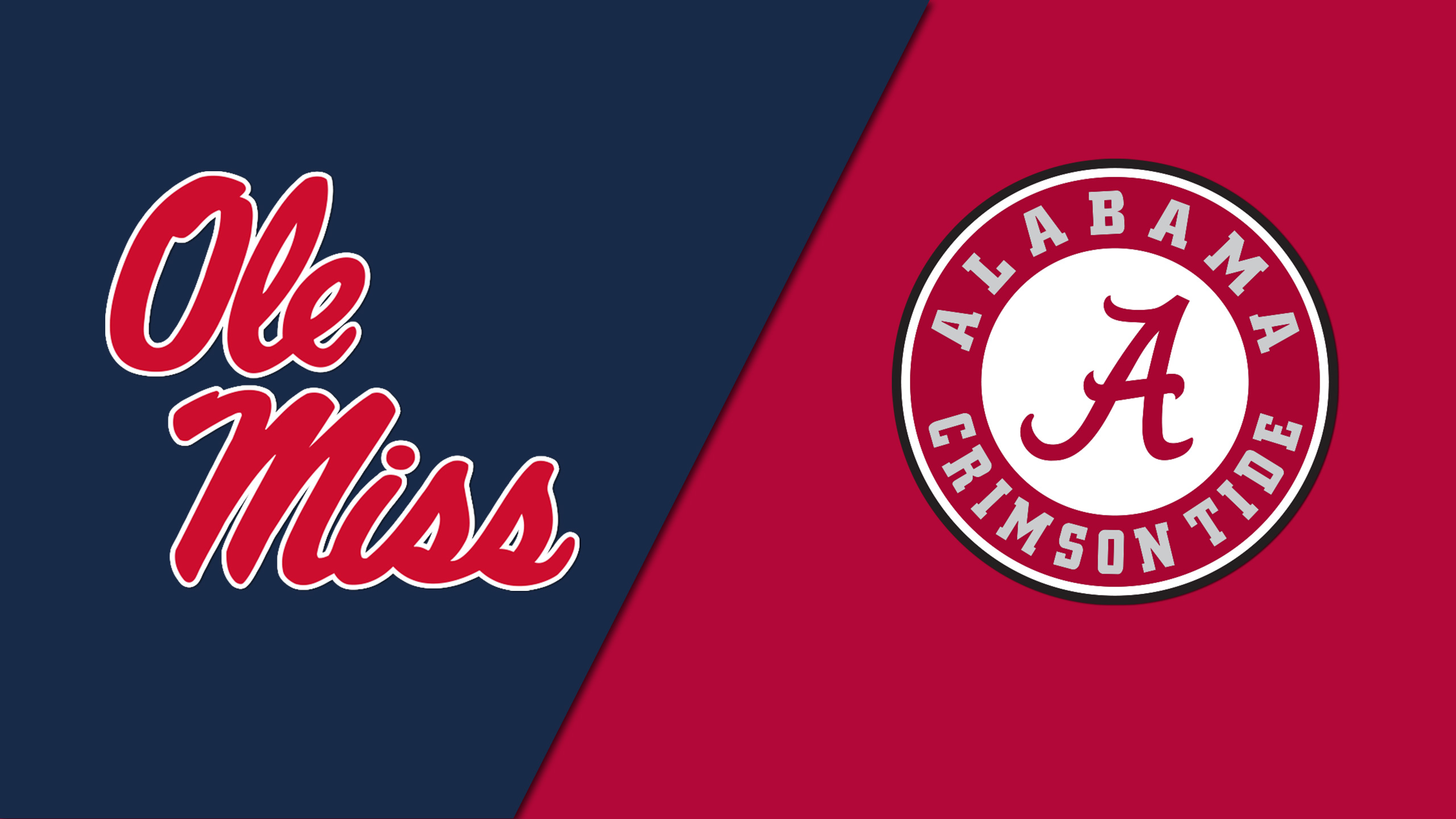 #20 Ole Miss vs. Alabama (M Basketball) (re-air)