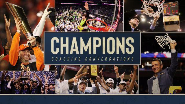 Champions: Coaching Conversations