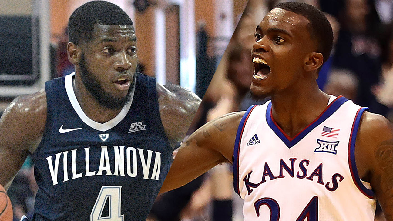 #17 Villanova vs. #1 Kansas (M Basketball)