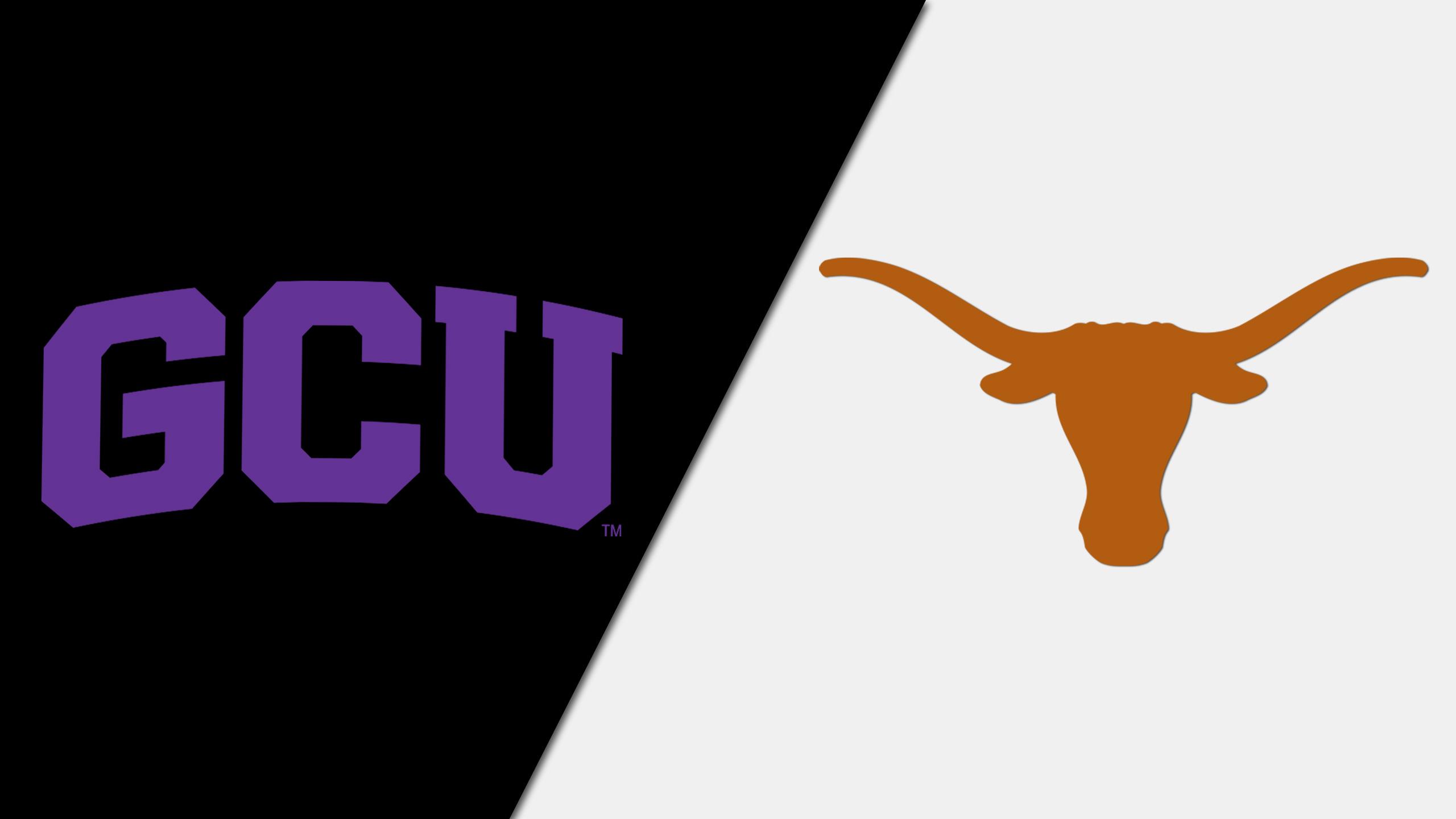 Grand Canyon vs. Texas (M Basketball) (re-air)