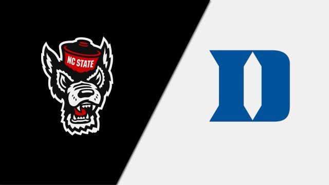 NC State vs. #17 Duke - 1/23/2017