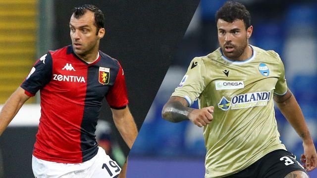 Genoa vs. SPAL