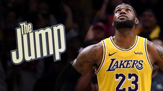 Wed, 10/23 - NBA: The Jump